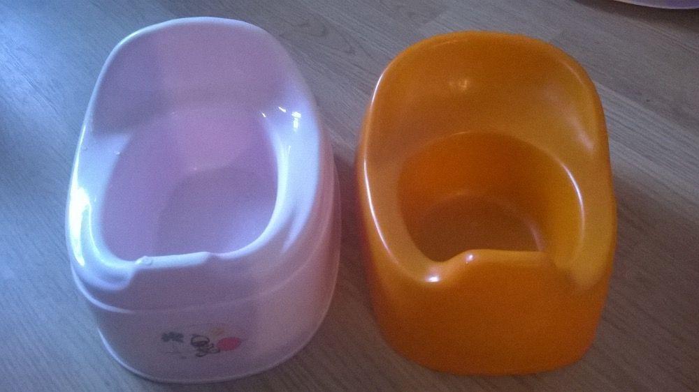 Бебешка вана Бертони + гърне + тоалетна чиния, 15лв