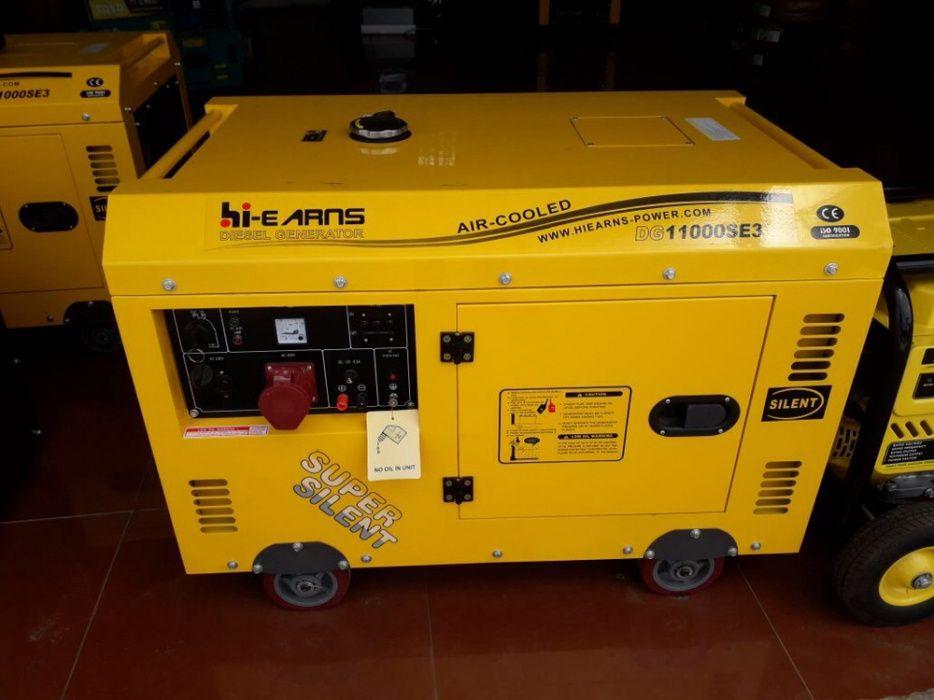 Gerador 10 kva diesel