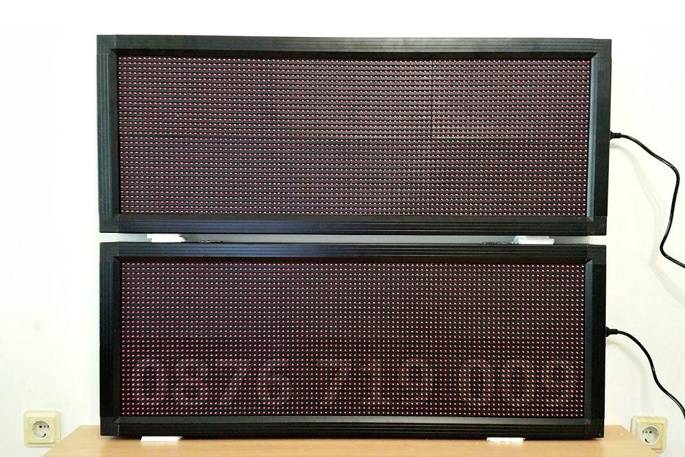LED информационни табла, ЛЕД светеща реклама P10, рекламни табели гр. Пловдив - image 6