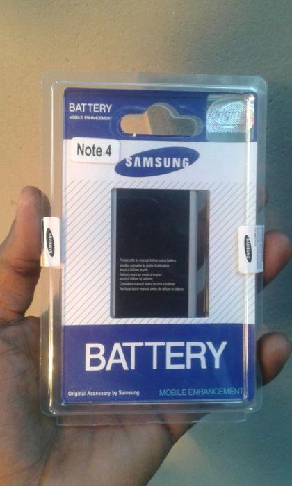 Baterias note 4 e Note 3 [ Entrega Grátis ]