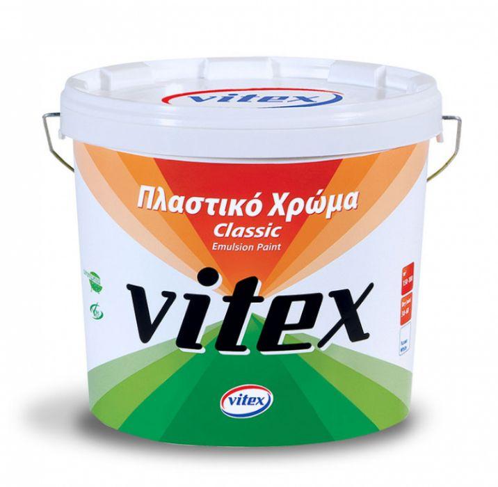 VITEX Classic - интериорна боя 10 л (бяла)