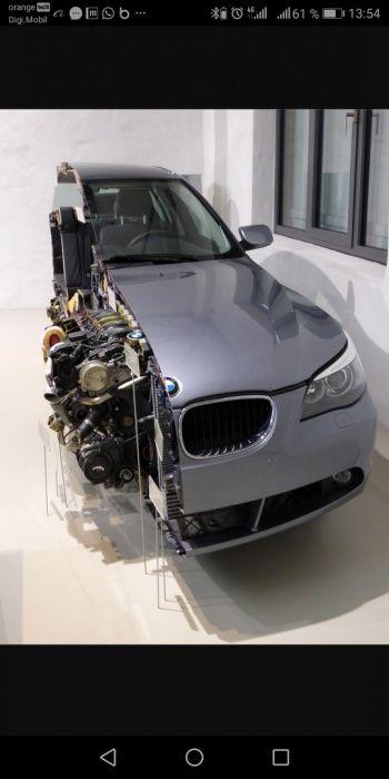Dezmembrez BMW e46, e60, e61, e65, e66, e90, e91