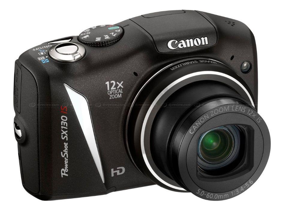 aparat foto Canon powershot sx130