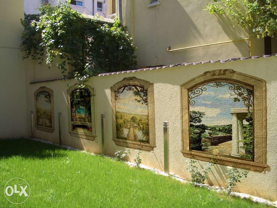 Pictura pereti Murala interior exterior