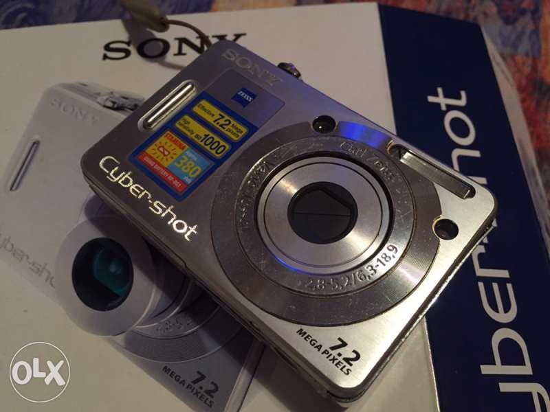 НАМАЛЕНИЕ! Дигитален фотоапарат Sony DSC W55