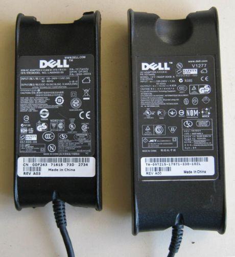 от планшета для ноутбука ДЕЛЛ Зарядное устройство адаптер блок питания