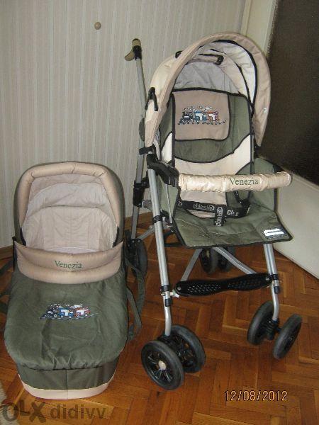детска количка-комбинирана