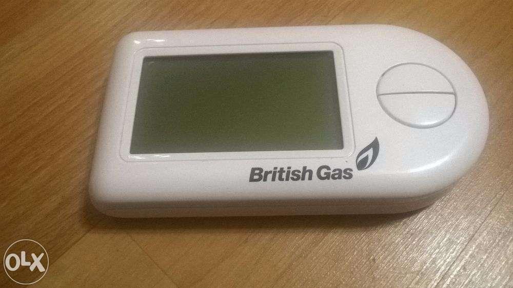 Display British Gas