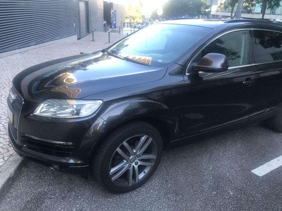Audi Q7 em Portugal. 3.0. com Pagamento em Kwanzas