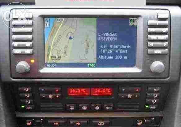 Harti DVD NAVIGATIE HIGH MK4 BMW X3/X5/3/5/7/Z4/Europa+Romania