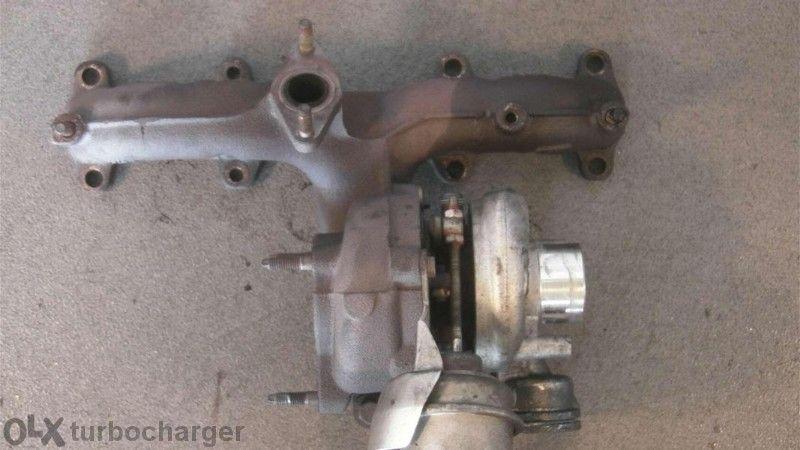 Продавам турбо - турбина за Vw Sharan : Двигател 1. 9 Tdi ( Axr / Bsw