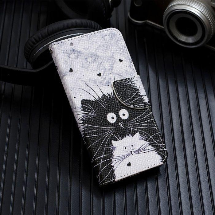 Husa pisici iphone 7 plus 8 plus cat