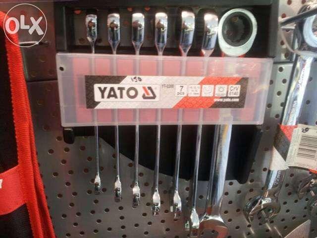 Set chei cu clichet yato
