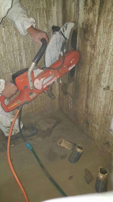 Demolari profesionale taieri-decupaje pereți beton armat