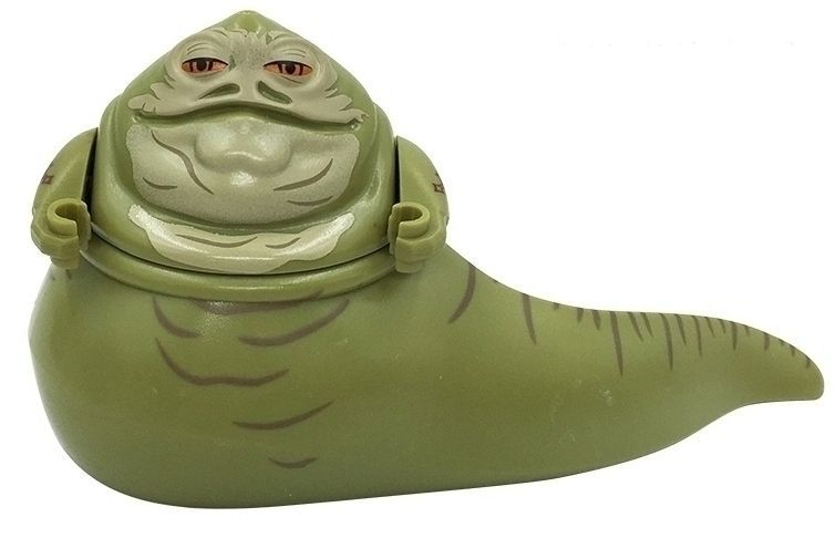 Jabba the Hutt - Minifigurina tip Lego Star Wars