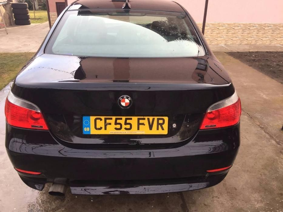 Punte spate BMW seria 5 E60 si alte piese din dezmembrari