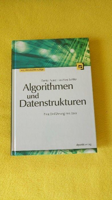 Алгоритми и структури от данни на немски с Java