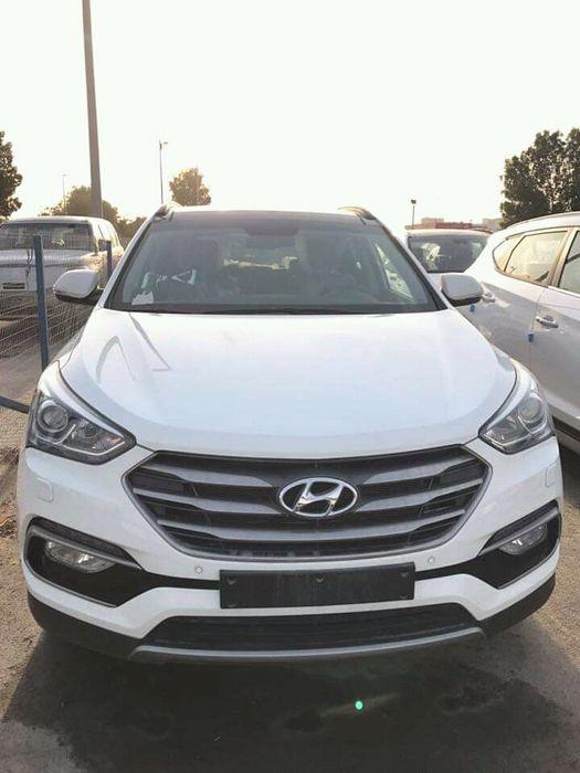 Hyundai santafe á venda
