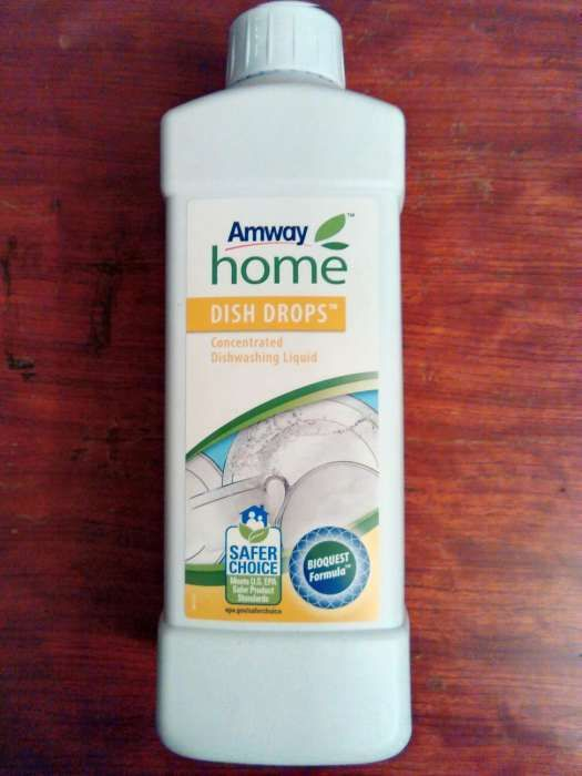 Detergent de vase bio concentrat, dilutie 1:5=5litri