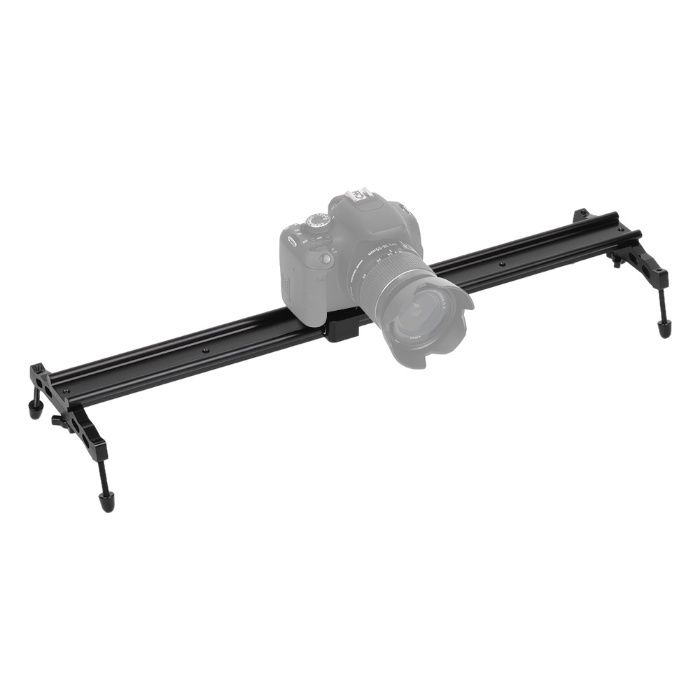 Sina slider dolly steadicam stabilizator video dslr 60cm 80cm 100cm