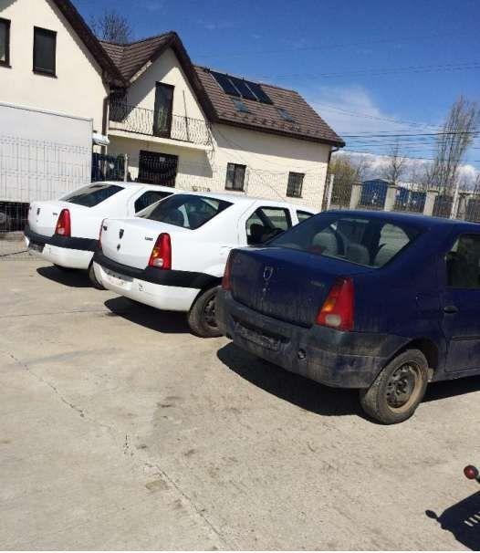 Dezmembrari Dacia Logan 2005-2016 -Dezmembrari Crevedia.