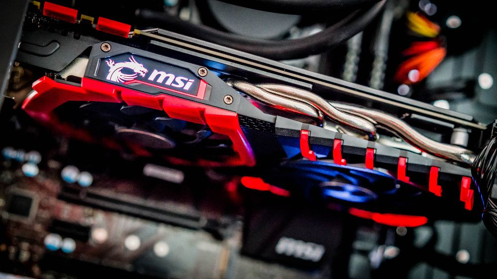 Placa Grafica GTX 1070 8Gb GPU