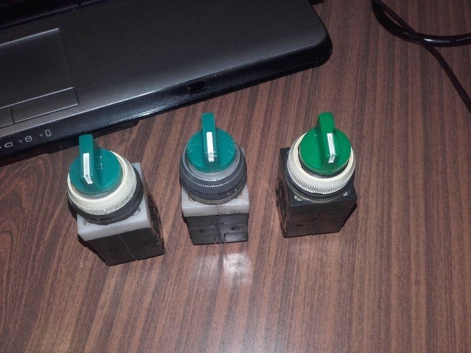 comutator on/off tip cheie cu 8 contacte