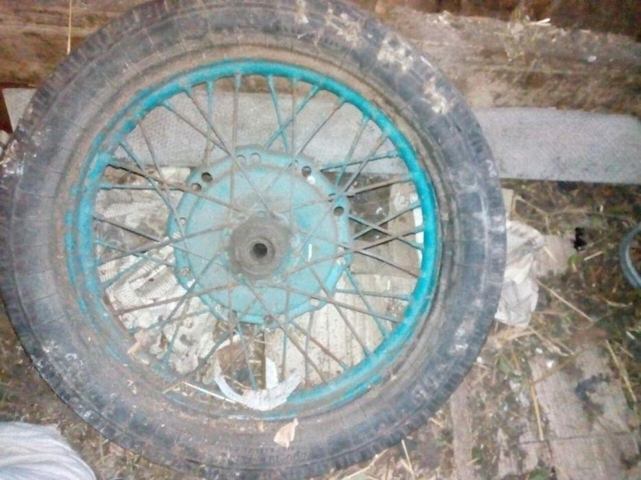 Продам колесо от мотоцикла