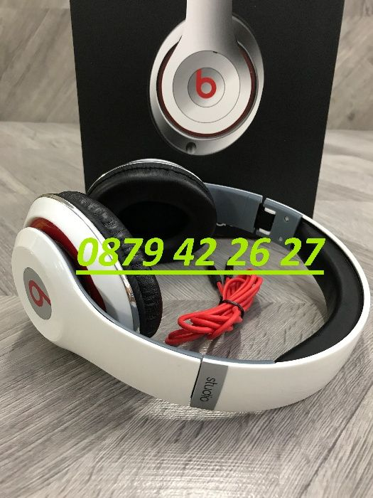 Слушалки Beats by dr. Dre Studio