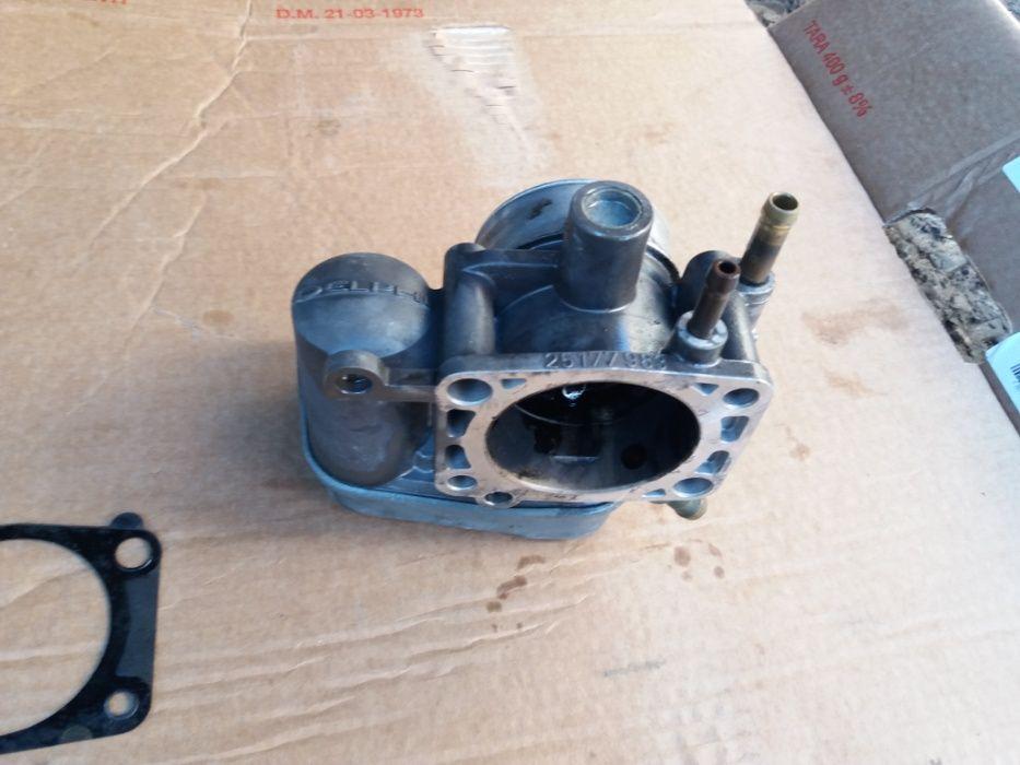 Clapeta pedala acceleratie bobina egr opel z16xe vectra astra zafira Targu Neamt - imagine 6