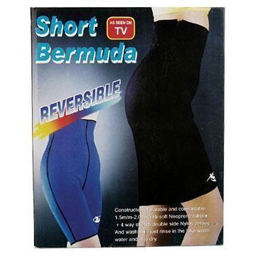 Pantaloni Reversibili NEOPREN SPORT Fitness marimea M