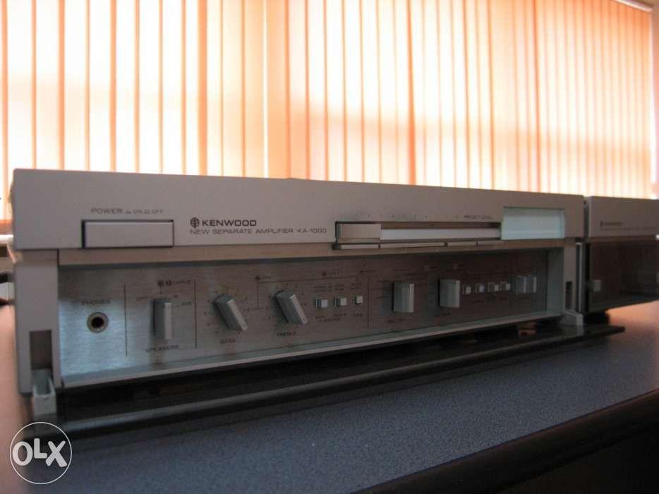 Amplificator statie KENWOOD KA 1000