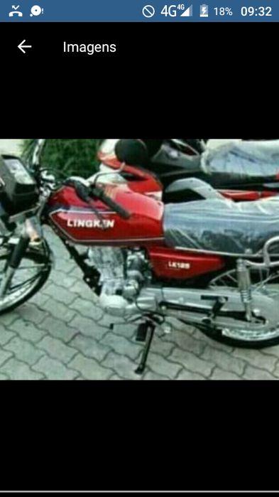 Moto lingken nova a venda