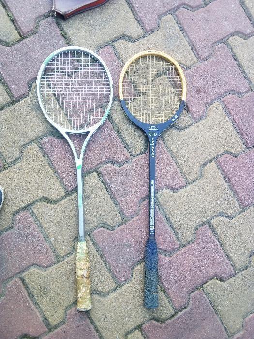Racheta badminton Jahangir Khan