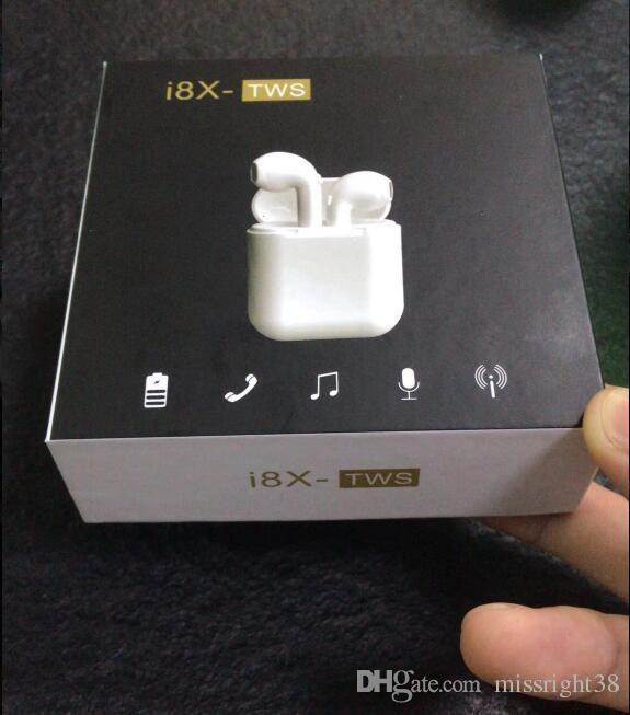 Vendo i8x tws auriculares sem fio wireless