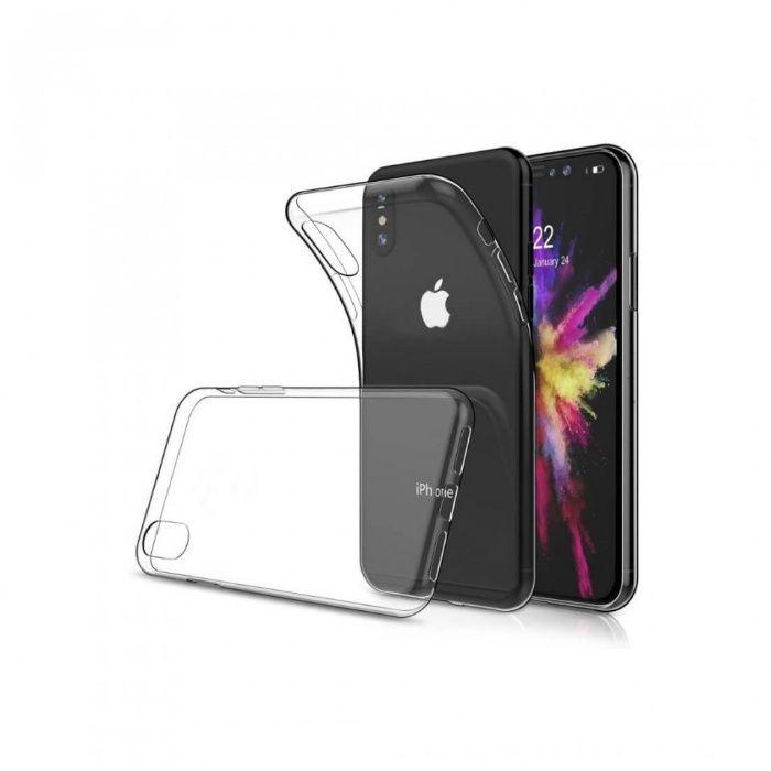 Husa ultra slim iPhone X, XS, XS Max