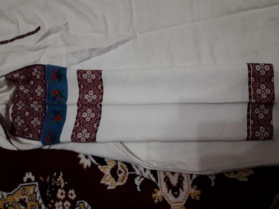 Costum popular de dama Radauti - imagine 6
