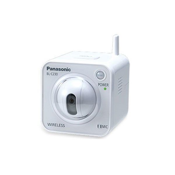 camera supraveghere ip wireless panasonic bl-c230
