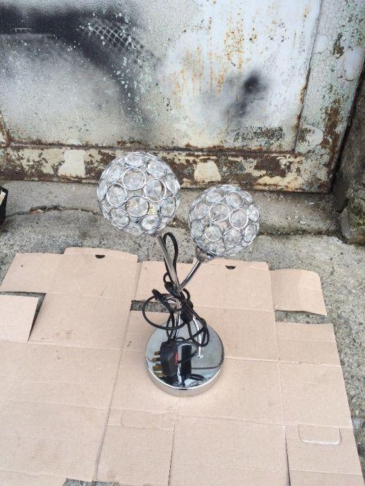 Lampa de Birou ChromeTip Sfera Dunelm LE7 1AD 220V