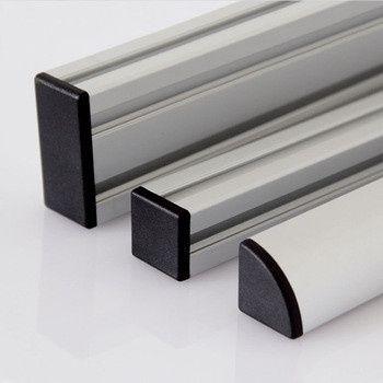 Capac Profil Aluminiu T 30x60 mm negru profil t slot v slot 3060