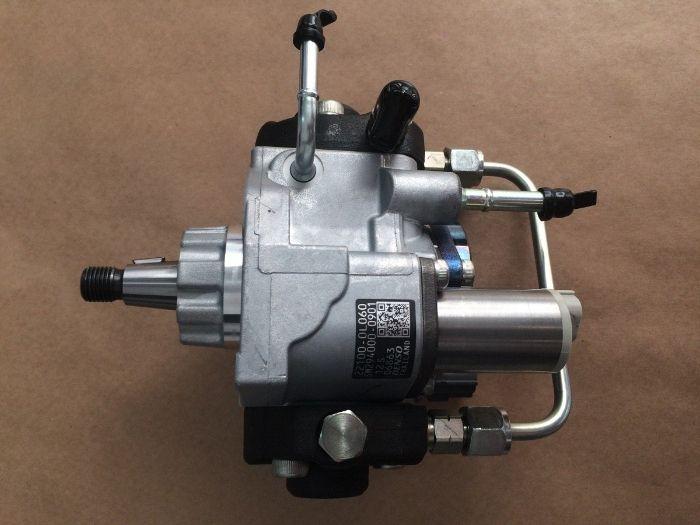 Promocao de bomba injectora para D4D Hilux