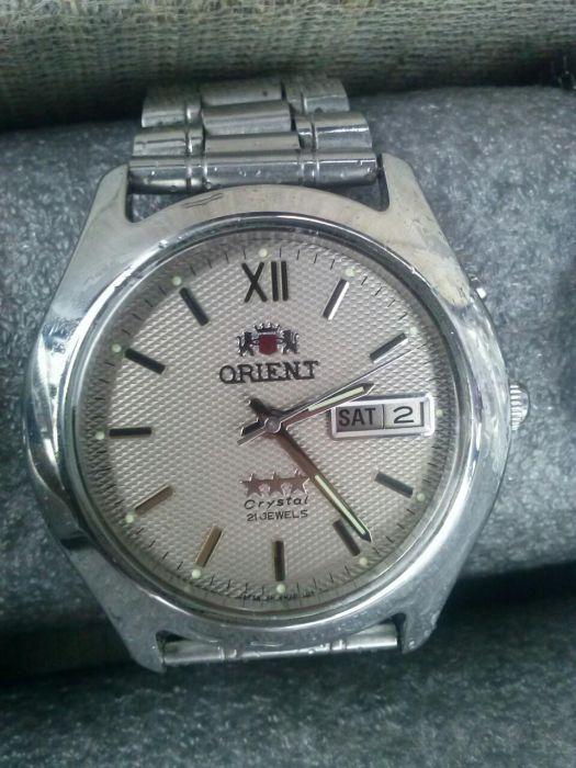 Orient. Гарантия 1 год