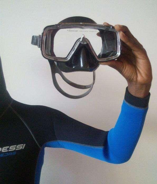 Mascara Cressi para mergulho