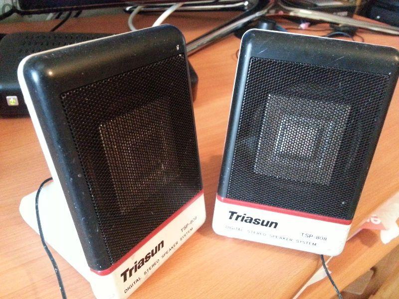 Тон колонки Triasun_Digital stereo speacer system