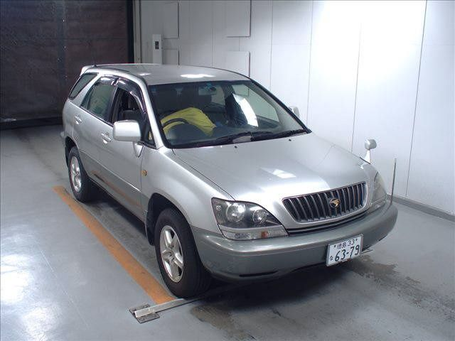 Тойота Хариер Toyota Harrier 1999 года