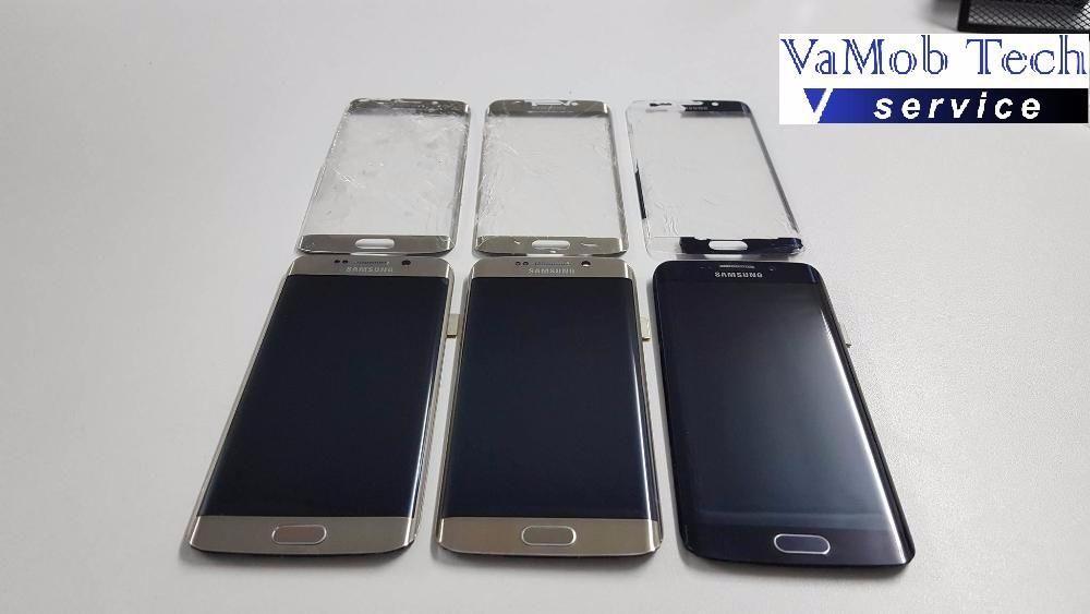 Inlocuire sticla, geam display Samsung Galaxy S7 s8 s9 iphone 5 6 7 Targu-Mures - imagine 4