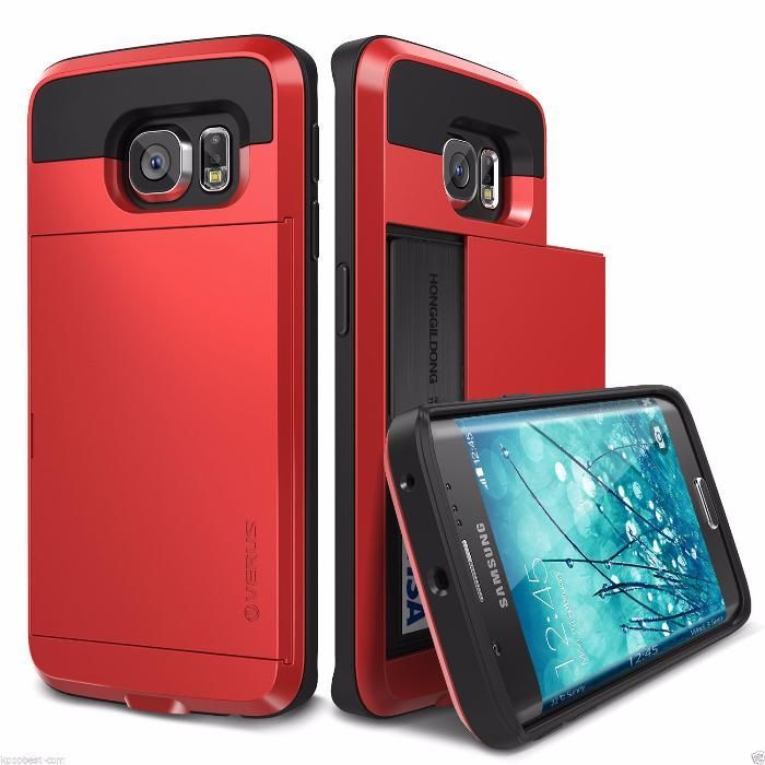 VERUS V4 Damda калъф кейс за Samsung Galaxy S6, S6 Edge, S7, S7 Edge
