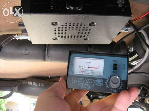 Statii radio cb reparatii motaj reglaj antene cb