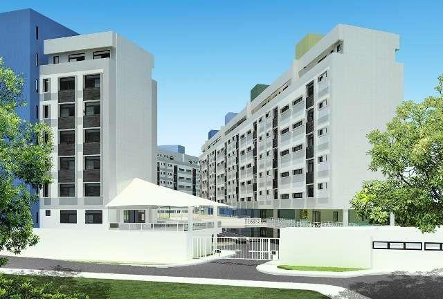 Apartamento T2 Condomínio Lagunas