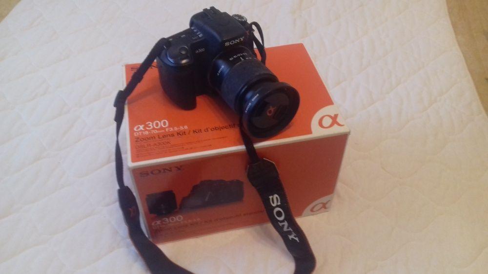 Aparat foto Dsrl Sony 300